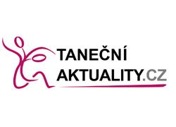 Taneční aktuality logo
