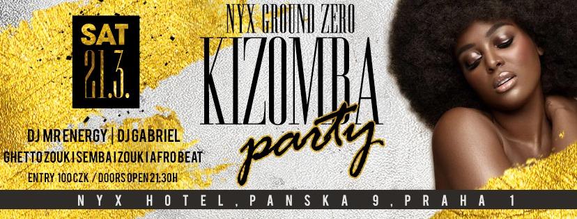 NYX Ground Zero Kizomba Party