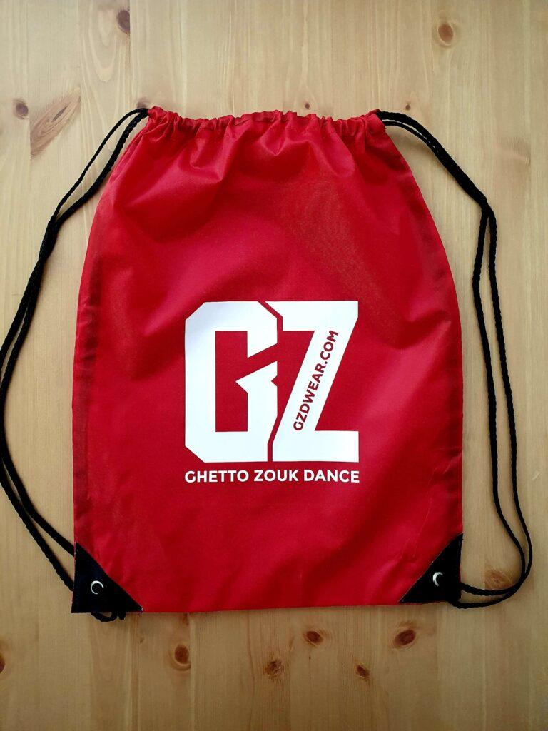 Red GZD bag